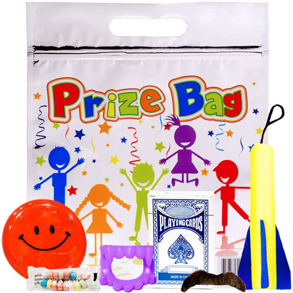 5 - 6 Piece Bag Of Smiles Party Pack