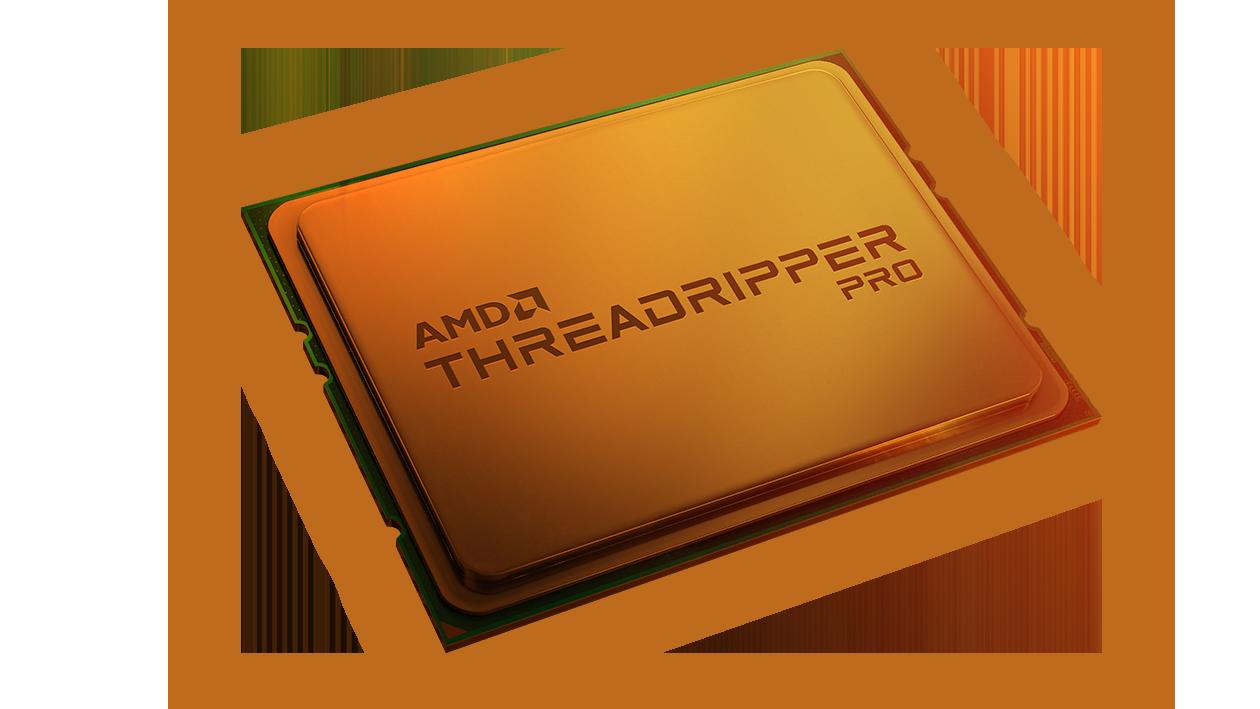 AMD Threadripper™ Pro - The Ultimate Processor