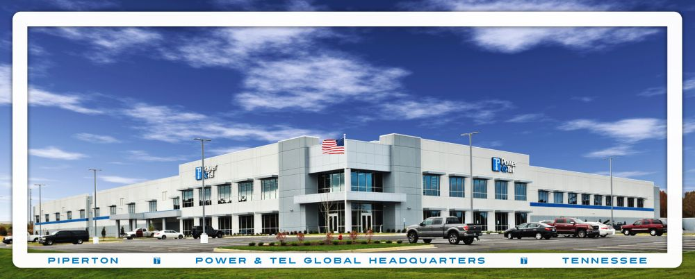 Power & Tel's new global headquarters in Piperton, TN