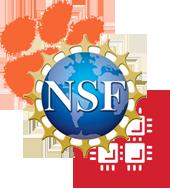NSF - Clemson - OSC logos