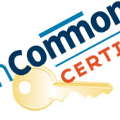 InCommon Certificate Service logo (cropped)