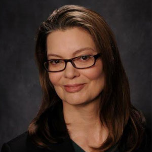 Profile picture of Sharon Pitt who serves as the Associate Vice President and Chief Information Officer at Binghamton University.