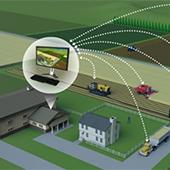 John Nowatzki precision agriculture image