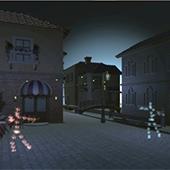 virtual theater performance