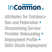 new InCommon working groups graphic