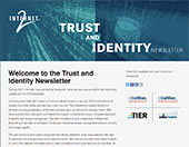 Trust and Identity newsletter