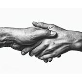 secure network handshake image