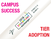 Campus Success - TIER Adoption featured at 2018 Technology Exchange