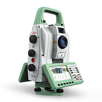 Leica Nova TS60 - Made for the best surveyors