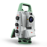 Leica Nova TM60 - Made for the best surveyors