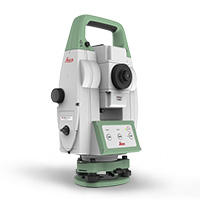 Leica TS13 - Made for the best surveyors