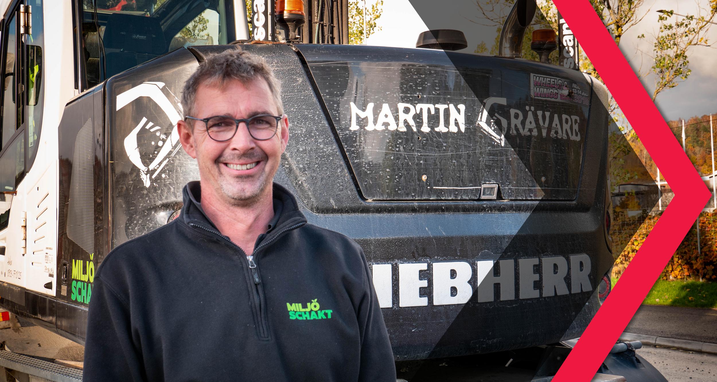 Martin grävare