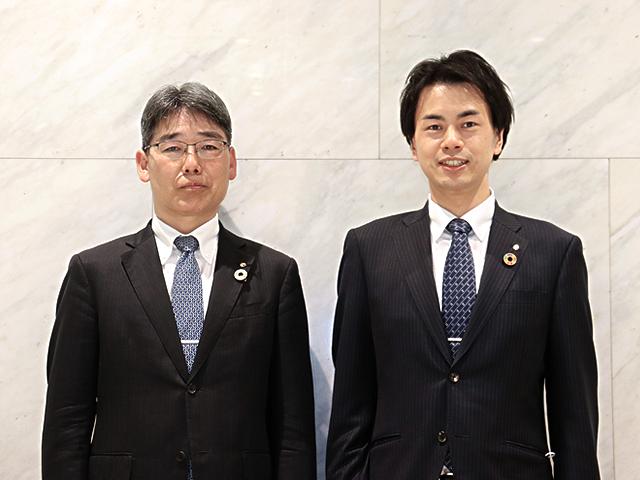 「京都中央信用金庫では、産学協同など、データ活用 を推進しています。KI導入も、その一環です。」