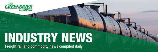 Greenbrier Daily Industry News