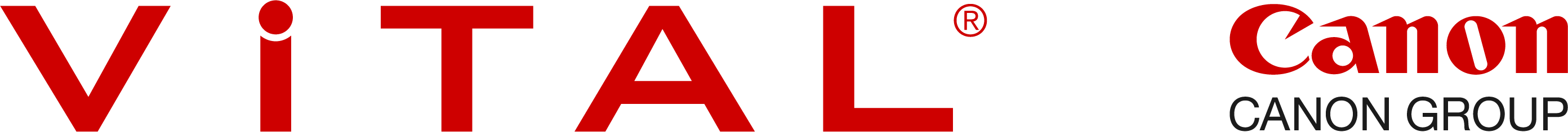 Vital, a Canon Group Logo