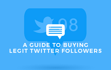 A Guide To Buying Legit Twitter Followers