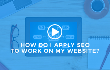 How Do I Apply SEO To Work On My Website?