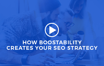 How Boostability Creates Your SEO Strategy