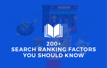 200+ Search Ranking Factors