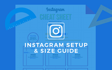 Instagram Setup and Size Guide