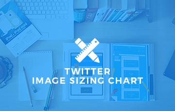 Twitter Image Sizing Chart