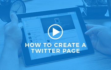 How To Create A Twitter Page