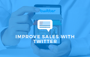 Improve Sales With Twitter