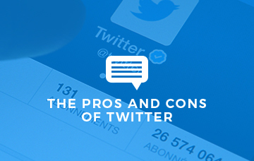The Pros And Cons of Twitter