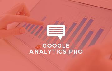 Google Analytics Pro