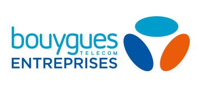Logo Bouygues Telecom Entreprise