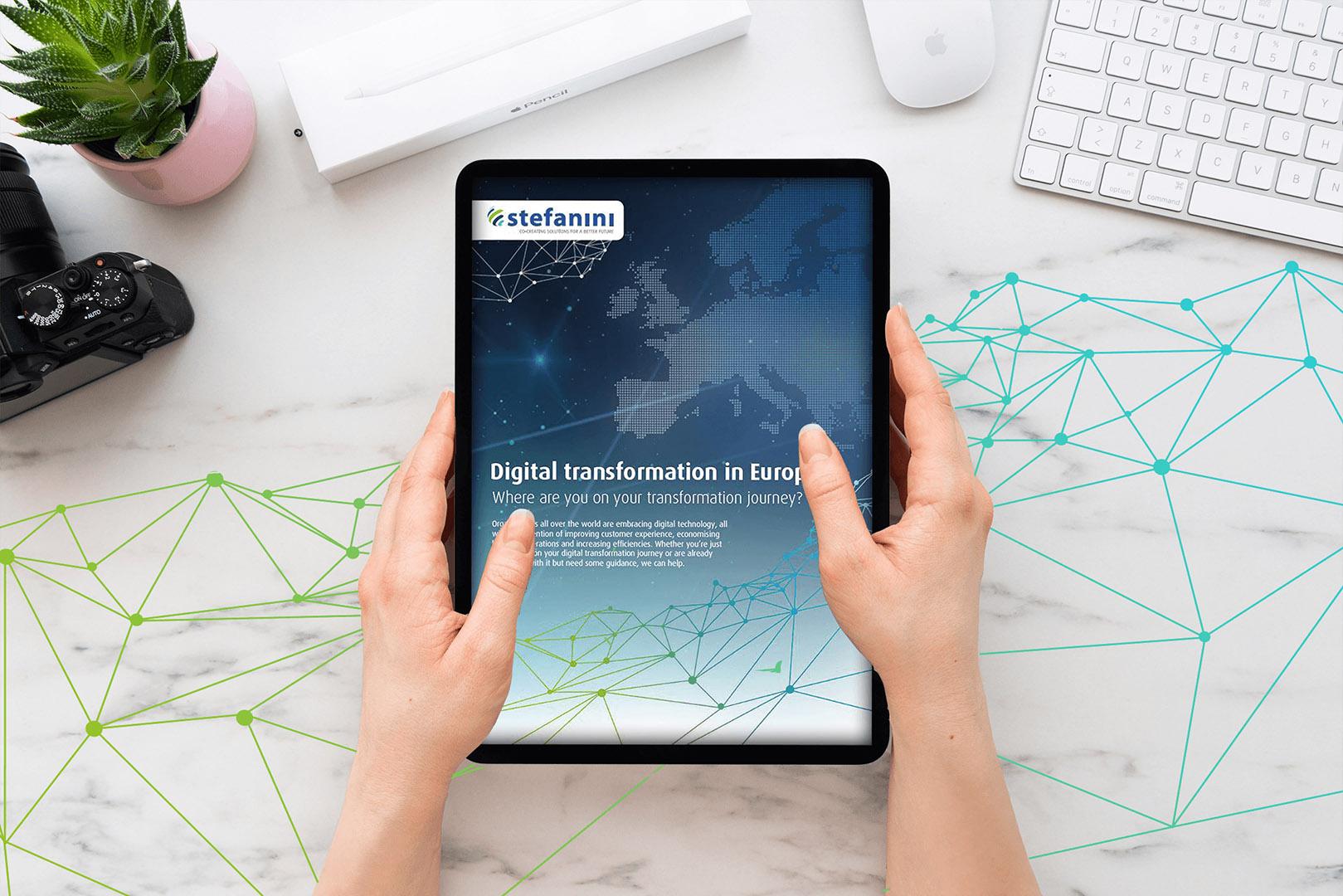eReport Digital Transformation Survey EMEA