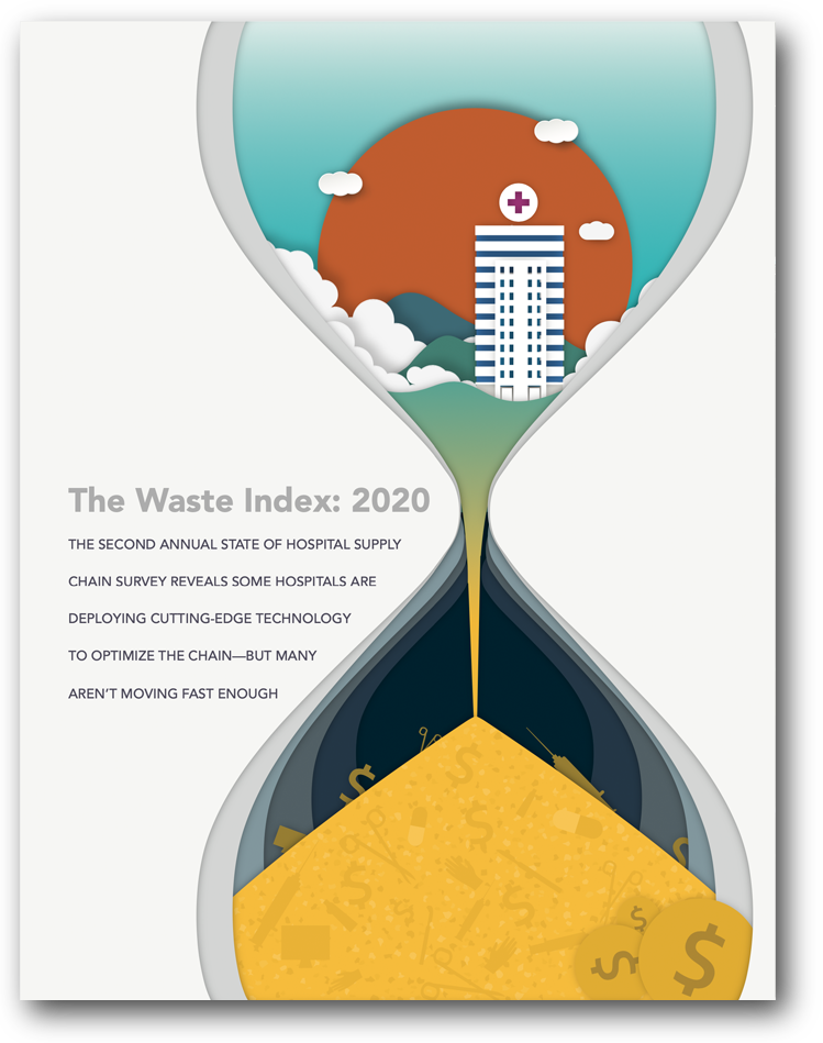 Waste Index 2020 cover image