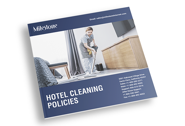 Hotel Cleaning Policy