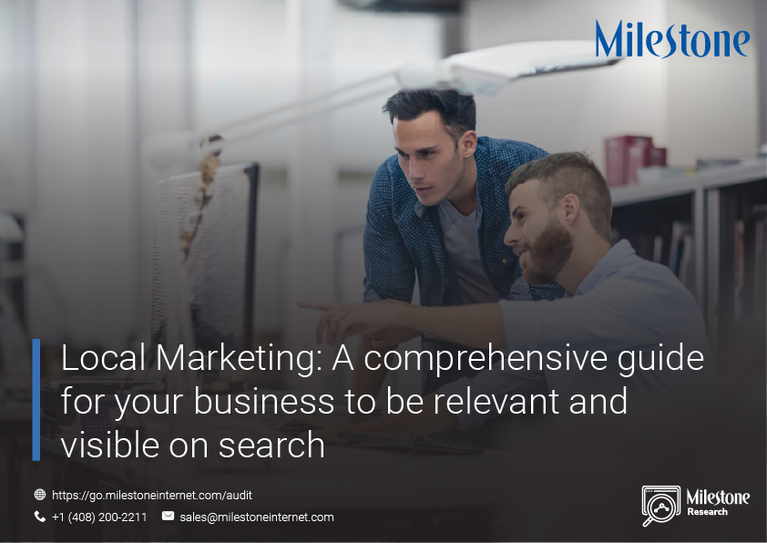 Comprehensive guide to local marketing