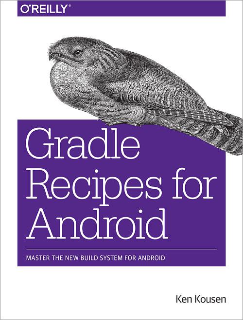 Gradle Book Cover
