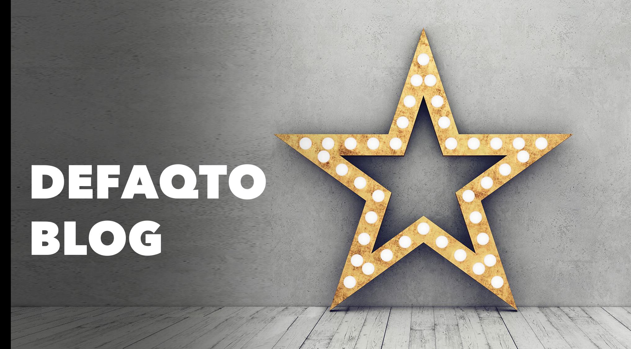 Defaqto Blog