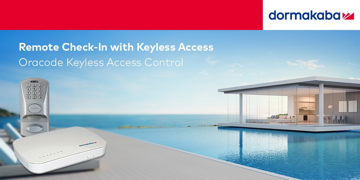Remote Check_in with Keyless Access | Oracode Keyless Access Control