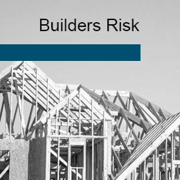 Images of house under construction for builders risk