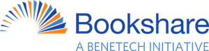Bookshare. A Benetech Initiative logo.