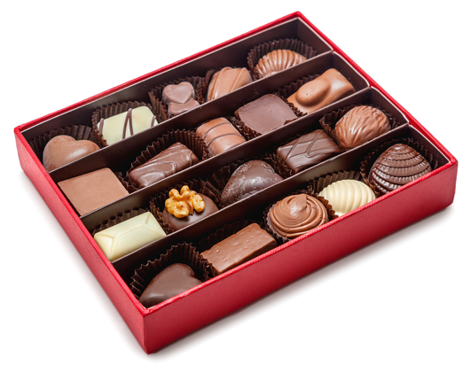 Oracle is like a box of chocolates