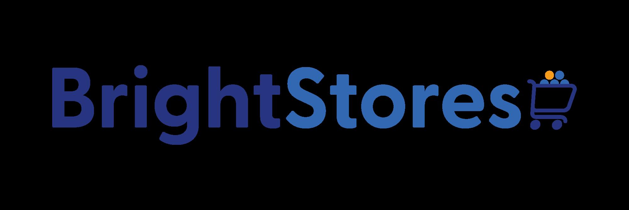 Brightstores logo.