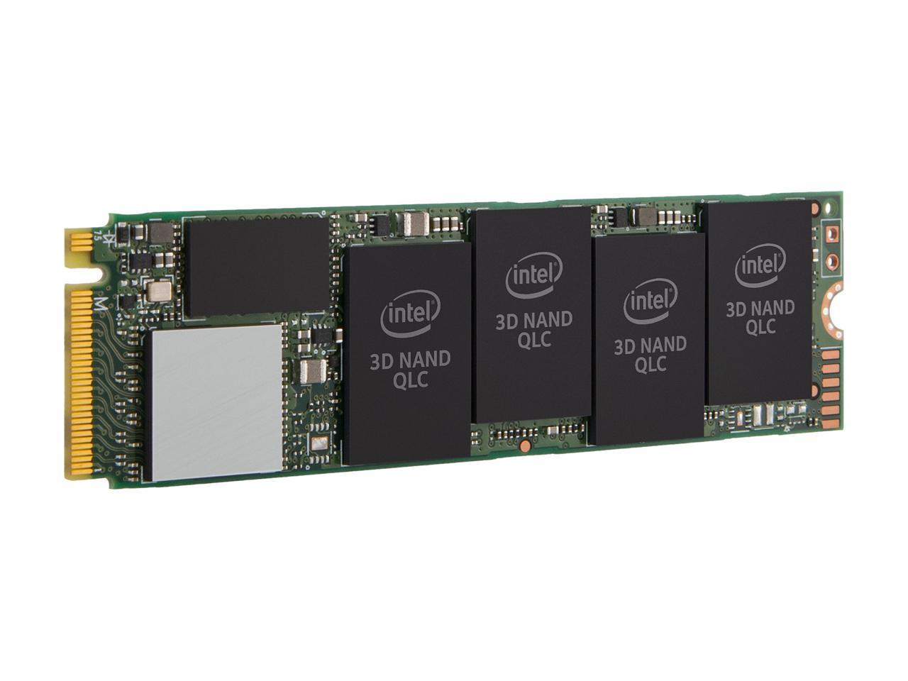 1TB Intel M.2 NVMe