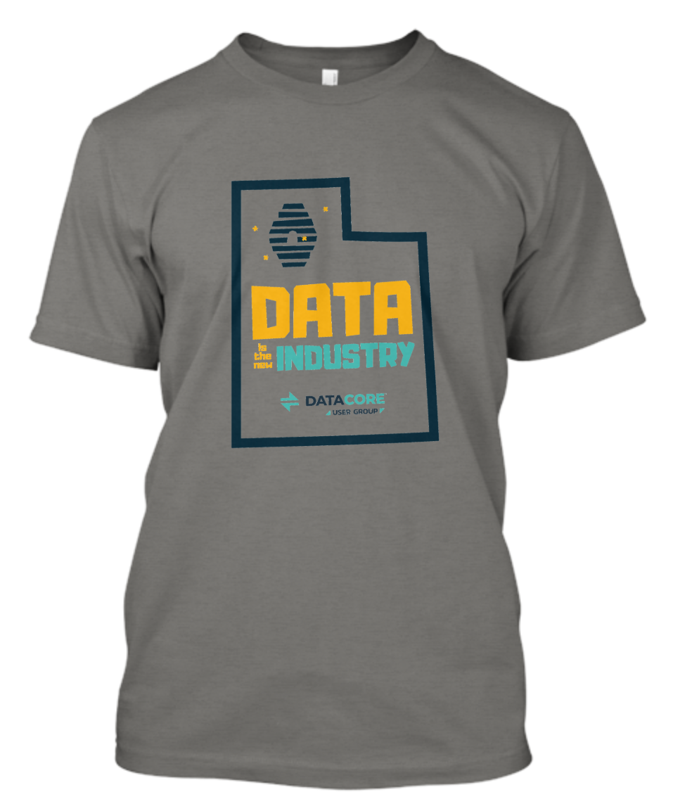 Data is the New Industry T-Shirt
