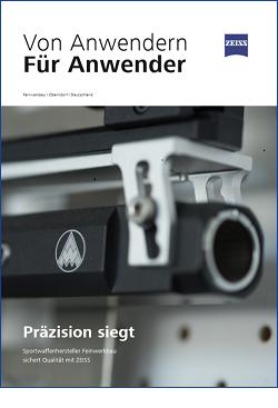 Titelbild des Anwenderberichts für die SURFCOM NEX 030