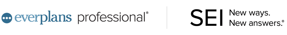 SEI and Everplans Pro Logo