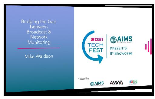 Bridging the Gap between Broadcast & Network Monitoring