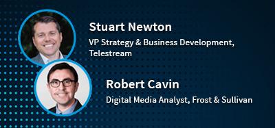 Stuart Newton and Robert Cavin