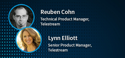 Reuben Cohn & Lynn Elliott