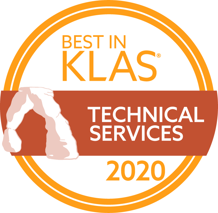 2020 Best in KLAS Technical Services