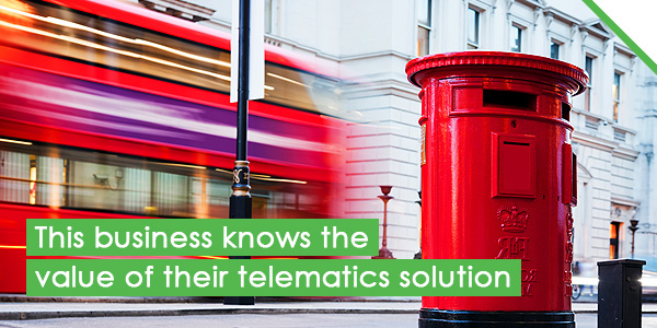 this business knows the value of their telematics solutions